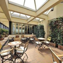 Отель Hilton Milan 4* Представительский номер с различными типами кроватей фото 7