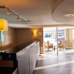 Отель Holiday Inn Manchester West Солфорд интерьер отеля фото 3