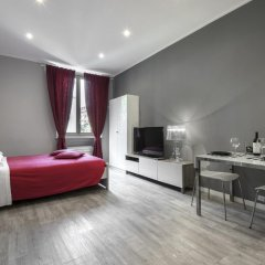 Апартаменты Fiera Milano Apartments Cenisio Студия Делюкс с различными типами кроватей фото 4