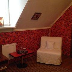 Herzen House Hotel Номер Комфорт с двуспальной кроватью фото 19