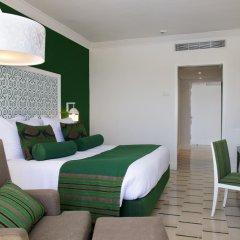 Отель Radisson Blu Resort & Thalasso, Hammamet 5* Стандартный номер с различными типами кроватей фото 2