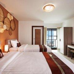 Отель Wattana Place 3* Номер Делюкс с 2 отдельными кроватями фото 7