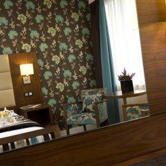 Отель Mercure Antwerp City Centre 4* Стандартный номер с различными типами кроватей фото 10