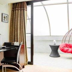 New World Hotel 3* Номер Бизнес с различными типами кроватей фото 4