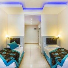 Kleopatra Ada Beach Hotel 4* Стандартный номер с различными типами кроватей фото 3