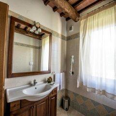 Отель Albergo La Foresteria Синалунга ванная