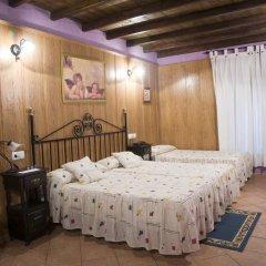Hotel Rural Soterraña 3* Стандартный семейный номер с двуспальной кроватью фото 5