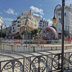 Отель Kodra e Diellit Residence Албания, Тирана - отзывы, цены и фото номеров - забронировать отель Kodra e Diellit Residence онлайн приотельная территория фото 2