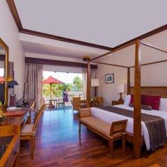 Отель Eden Resort & Spa 4* Номер Делюкс с различными типами кроватей фото 3