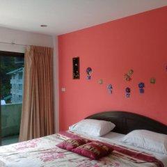 Отель Patong Bay Guesthouse 2* Улучшенный номер с различными типами кроватей фото 7