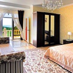 Гостевой дом Де Люкс комната для гостей фото 4