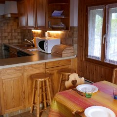 Отель Holiday home Lao-Lao Haute Nendaz Нендаз в номере фото 2