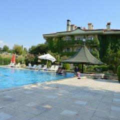 Pamuksu Boutique Турция, Памуккале - отзывы, цены и фото номеров - забронировать отель Pamuksu Boutique онлайн бассейн фото 3