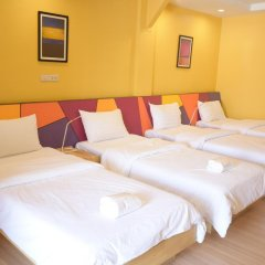 Отель Room@Vipa 3* Стандартный номер с различными типами кроватей фото 12
