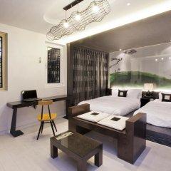 Hotel The Designers Samseong 3* Люкс с различными типами кроватей фото 2