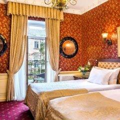 Фредерик Коклен Бутик отель 4* Люкс разные типы кроватей фото 6