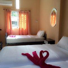 Отель Sarin Guesthouse 2* Стандартный номер с различными типами кроватей фото 4