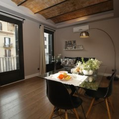 Апартаменты AinB Eixample-Miro Apartments Апартаменты с различными типами кроватей фото 17