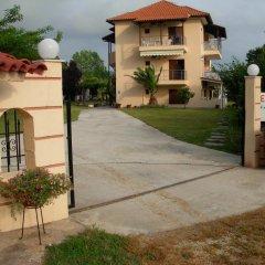 Отель Evangelia's Family House Греция, Ситония - отзывы, цены и фото номеров - забронировать отель Evangelia's Family House онлайн парковка