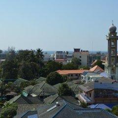 Отель Patong Bay Residence балкон
