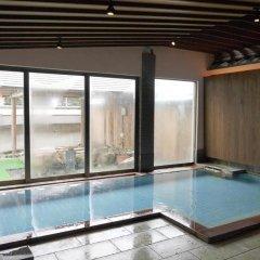 Отель Seiryu No Yado Kawachi Айдзувакамацу бассейн фото 2