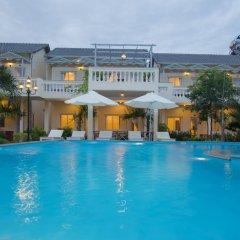Отель Blue Paradise Resort 2* Стандартный номер с различными типами кроватей фото 23