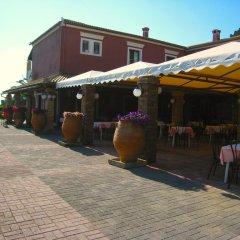 Отель Corfu Glyfada Menigos Resort парковка