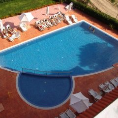 Отель Happy Aparthotel&Spa бассейн фото 2