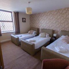 Отель The Kings Arms 3* Стандартный номер с различными типами кроватей фото 9