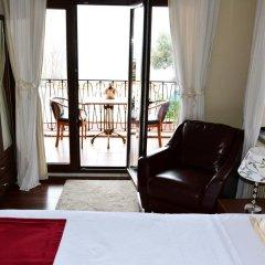 Perili Kosk Boutique Hotel Стандартный номер с различными типами кроватей фото 24