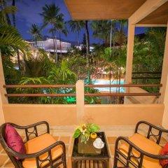 Отель Coconut Village Resort 4* Номер Делюкс с двуспальной кроватью фото 3