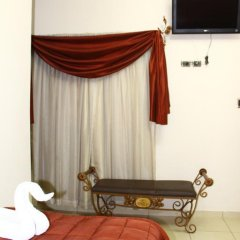 Hotel Real Camino Lenca 3* Стандартный номер с различными типами кроватей фото 4