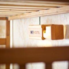 Хостел M42 Кровать в общем номере с двухъярусной кроватью фото 18