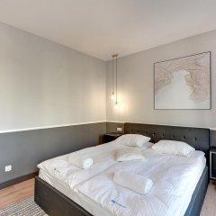 Апартаменты Apartinfo Chmielna Park Apartments Улучшенные апартаменты с различными типами кроватей фото 17