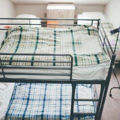 Хостел Крыша Кровать в общем номере двухъярусные кровати фото 14