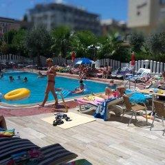 Mutlu Apart Hotel Турция, Дидим - отзывы, цены и фото номеров - забронировать отель Mutlu Apart Hotel онлайн бассейн фото 2