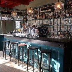 Отель De Kastanjehof гостиничный бар
