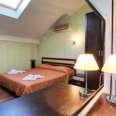 Гостиница Континент 2* Люкс с двуспальной кроватью фото 8