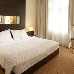 Clarion Hotel Prague City 4* Улучшенный номер с различными типами кроватей фото 7