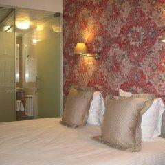 Leopold Hotel Brussels EU 3* Стандартный номер с различными типами кроватей
