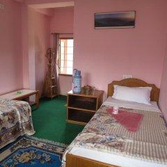 Отель Gautama Guest House Непал, Покхара - отзывы, цены и фото номеров - забронировать отель Gautama Guest House онлайн комната для гостей фото 5