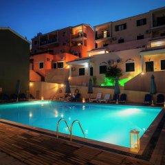 Отель Corfu Residence Греция, Корфу - отзывы, цены и фото номеров - забронировать отель Corfu Residence онлайн бассейн фото 3