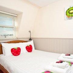 Отель Strawberry Fields 3* Стандартный номер с двуспальной кроватью (общая ванная комната) фото 5