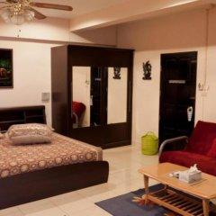 Апартаменты Metro Apartments Номер Делюкс с различными типами кроватей фото 14