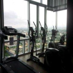Отель Centric Sea Pattaya фитнесс-зал фото 4