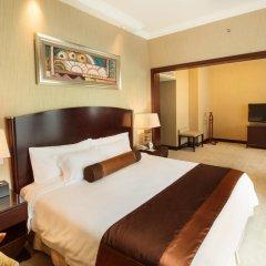 Guangzhou Grand International Hotel 4* Стандартный номер с различными типами кроватей фото 6