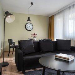 Отель Days Inn Leipzig City Centre 3* Стандартный номер с различными типами кроватей