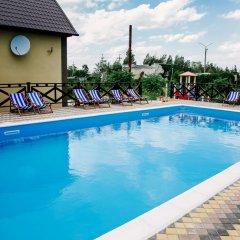 Отель Вилла Азов Бердянск бассейн