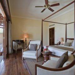 Отель Maradiva Villas Resort and Spa 5* Вилла Делюкс с различными типами кроватей