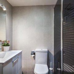 Отель Sarria Attic Испания, Барселона - отзывы, цены и фото номеров - забронировать отель Sarria Attic онлайн ванная
